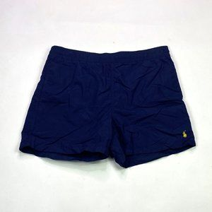 Polo Ralph Lauren Mens Size M Navy Swim Trunks